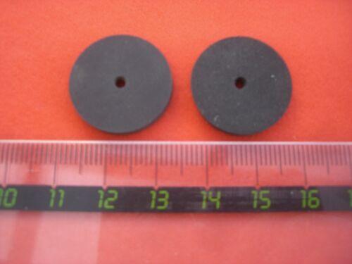 Schuco Rad Reifen aus Gummi für Stromlinie Wende Auto 1010 ohne Felge a39