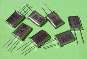 8x-ITT-Quarz-4194-304-KHz-4-194304-MHz-Metallgehaeuse-3484
