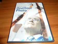 One Hour Photo (DVD, 2003, Full Frame) Robin Williams Used Connie Nielsen