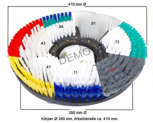 Schleifbürste passend für Kärcher BDS 43-150 Tynex Korn 120