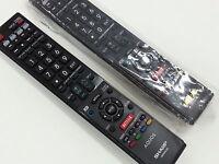 Sharp Tv Remote For Lc52le835u Lc-52le835u r065