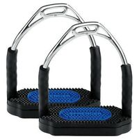 Herm Sprenger Bow Balance Jointed Stirrup Irons - All Sizes In Stock