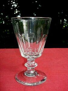 Site Officiel Saint Louis Caton WeinglÄser Verre A Eau Vin Cristal TaillÉ Cotes Plates 19Ème Haute Qualité Et Bas Frais GéNéRaux