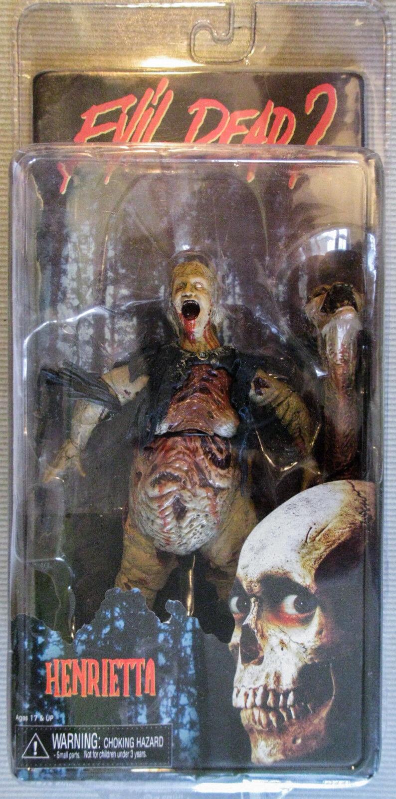 Henrietta - 1st PRESS - Evil Dead 2 7