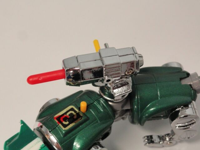 Original 1981 Voltron GB36 GB-36 Y/&K Japan Green Lion Pod Weapon Go Lion D
