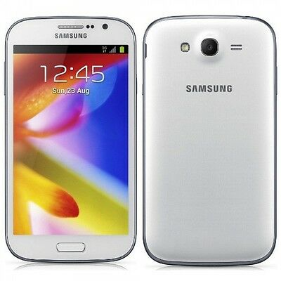 Samsung Galaxy Grand Duos GT-I9082 4GB 8MP Dual SIM Android Smartphone (White)