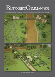 Toys & Games Battlegroup Panzer Grenadier 2ND EDITION-Wargames Rules-WW2