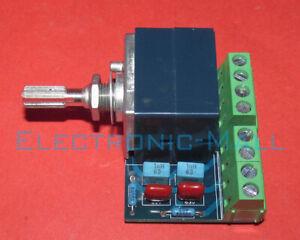 Japan ALPS Loudness Volume control 27 type Potentiometer 100K RK27 Adapter Board