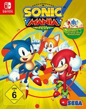 Artikelbild Sonic Mania Plus (Switch)  Spielesoftware