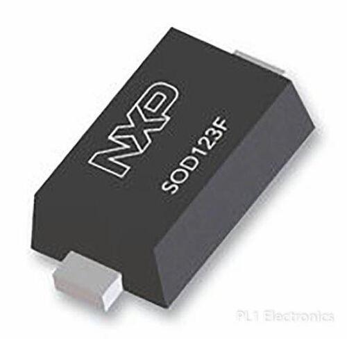 Diodo Zener Nxp-bzt52h-c2v7 com prendidos entre 0,375 W 2.7 v sod123f