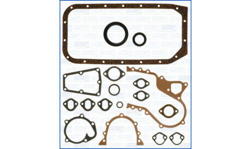 Genuine AJUSA OEM Replacement Crankcase Gasket Seal Set 54028900