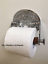 Vintage-Toilet-Roll-Holder-Chrome-Victorian-Unusual-Novelty-Waterloo-Silver-Old thumbnail 2