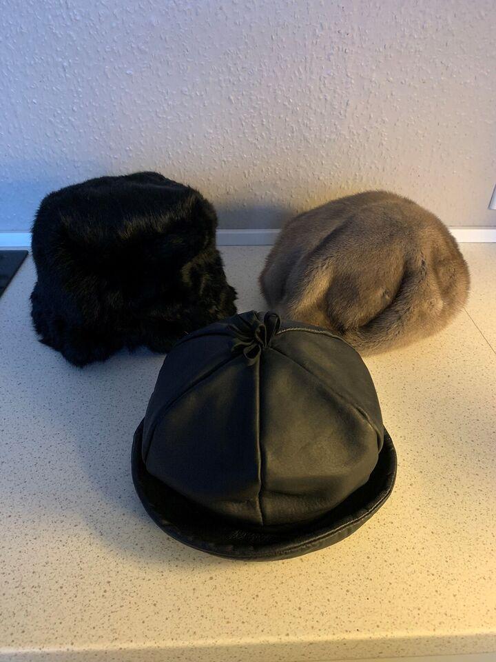 Hue, Hat og 2 huer, Andet