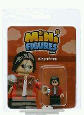 Lego Custom  Minifigure King Of Pop (Micheal Jackson)
