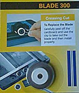 Art-300 Blade suit Creative Rotary Paper Trimmer Perforation Wavy Creasing