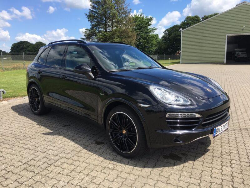 Porsche Cayenne D Tiptr. - 4