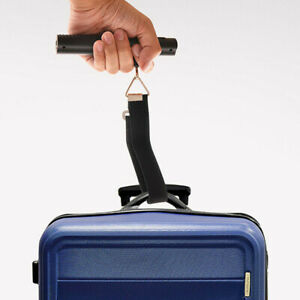 Portable High-precision Travel Luggage Hand Scale Electronic Parcel Weighing