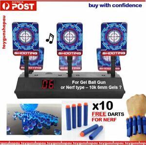Scoring-Auto-Reset-Electric-Target-for-Nerf-Toys-Gel-Ball-Blaster-Target-Toy-Gun