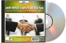 Joint Venture Complete Business Pack - Videos, Audio MP3, Guides, & More! DVD