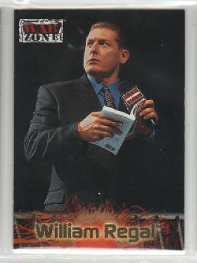 2001 Fleer WWF  War Zone William Regal