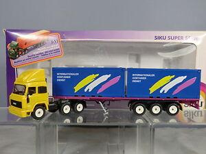 Siku Modèle No.3424 Mercedes Container Truck Mib