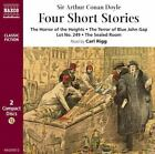 Sherlock Holmes Stories: Four Short Stories : The Horror of the Heights; The Terror of Blue John Gap; Lot No. 249; The Sealed Room by Arthur Conan Doyle (1995, CD, Abridged)