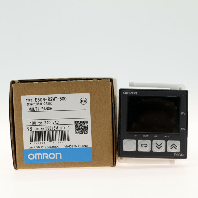 1PC OMRON E5CN-R2MT-500 Temperature Controller E5CNR2MT500 New In Box