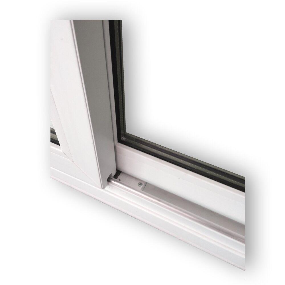 BxH: 1500x1200 mm Schiebefenster SFS 2-fl/ügelig Beide Seiten zum /öffnen 2-fach-Verglasung