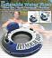 Inflatable-Water-Float-River-Float-Tubes-Mesh-Bottom-Pool-Swim-Tube-53-034-INTEX thumbnail 1
