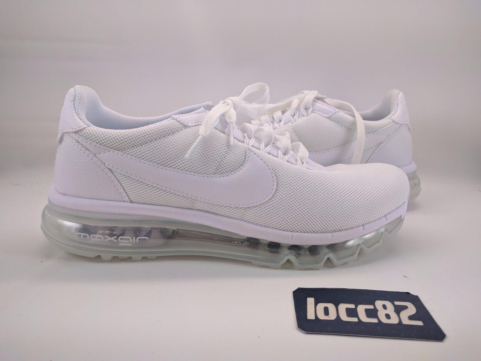 Nike  donna Air Max LD -Zero sz 9 estate bianca  acquisto limitato