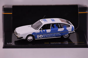CITROEN-CX-1983-034-SAD-SALON-DES-ARTISTES-DECORATEURS-034-IXO-1-43-NEUF-EN-BOITE