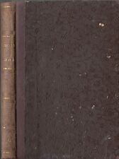 LIBRO DI ANTICHITA' ROMANE 1879 GIOSUE' RONDINELLA (RA300)