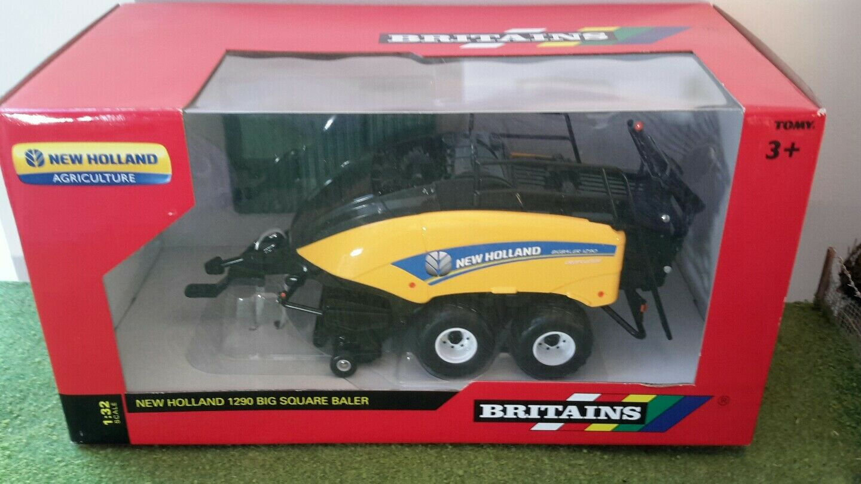 43240 BRITAINS FARM Set of 3 Charolais Cows 1:32 Scale Farm Toys Age 3+