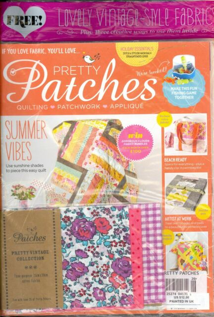 love patchwork and quilting issue 26