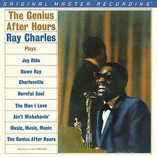 Ray Charles - The Genius After Hours++Hybrid  SACD ++MFSL MOFI UDSACD ++NEU++OVP