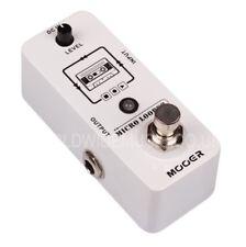 Mooer MML1 Micro Series Micro Looper - Loop Recording Guitar Effects Pedal