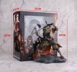 Sekiro-Shadows-Die-Twice-Collector-039-s-Edition-Shinobi-Figure-Statue-New-No-Box