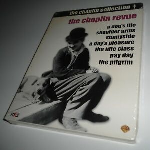 The-Chaplin-Revue-Charles-Chaplin-Collection-Special-Edition-DVD-Set-NEW-Film