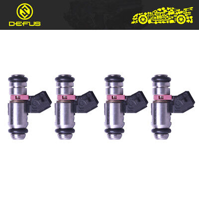 4Pcs Fuel Injectors nozzle 0280156417 for Chana Alsvin Dongfeng flow matched new