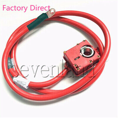 For BMW 5 Series E60 523 525 530Li New 61126989780 Positive Battery Cable SRS