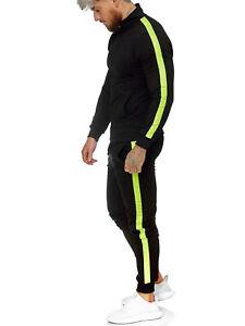 Jogging Tracksuit Trackies Jogger Fitness Streetwear Mens