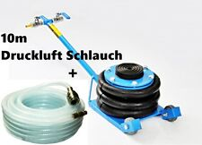 Wagenheber Pneumatisch 2 T Neu -RK1+ 10m Drucklauft Schlauch