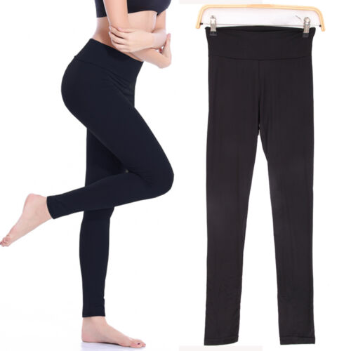 Women/'s High Waisted Gym Yoga Pants Sport Fitness Leggings Activewear Trousers X