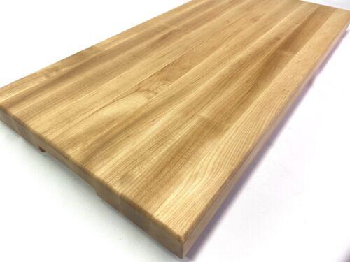 Green Ridge Millwork GR1004 Edge Grain Chef Style Large Hard Maple Cutting Board