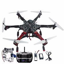 F05114-AS DIY Drone F550 6-Aix RTF Full Kit APM Controller GPS Compass&Gimbal