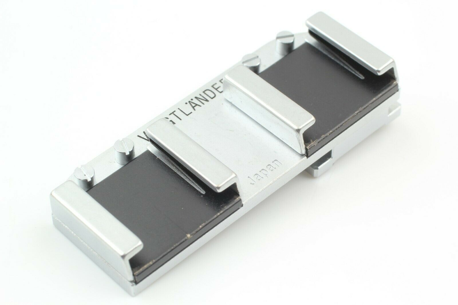 [N MINT in Box] Voigtlander Double Shoe Adapter Type A from JAPAN