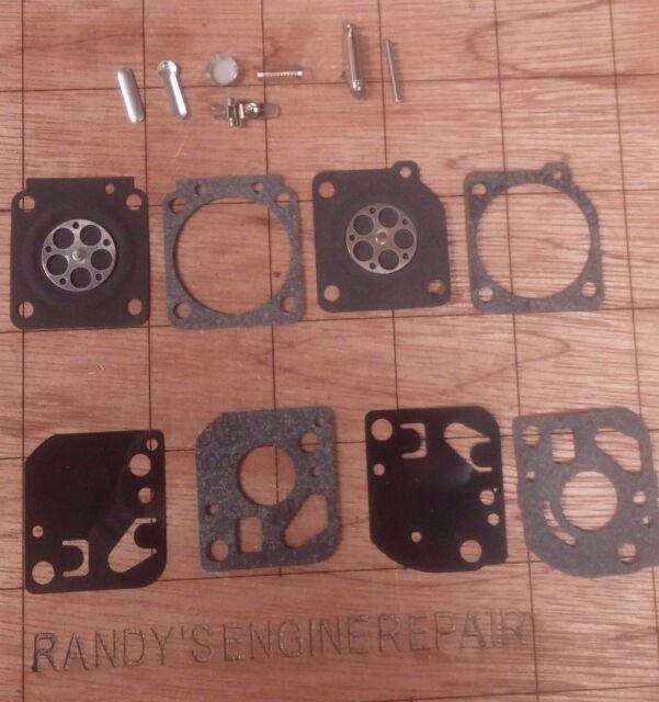 Repair kit CARBURETOR ZAMA c1q-s type RB-150 Rebuild Overhaul Carb fit Stihl