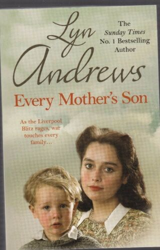 1 of 1 - Every Mother's Son by Lyn Andrews (Paperback New Book