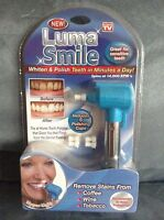 As Seen On Tv Luma Smile Whiten & Polish With 5 Polishing Cups - In Package