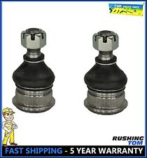 Fits 00-06 Nissan Sentra (2) Front Driver & Passenger Lower Ball Joint